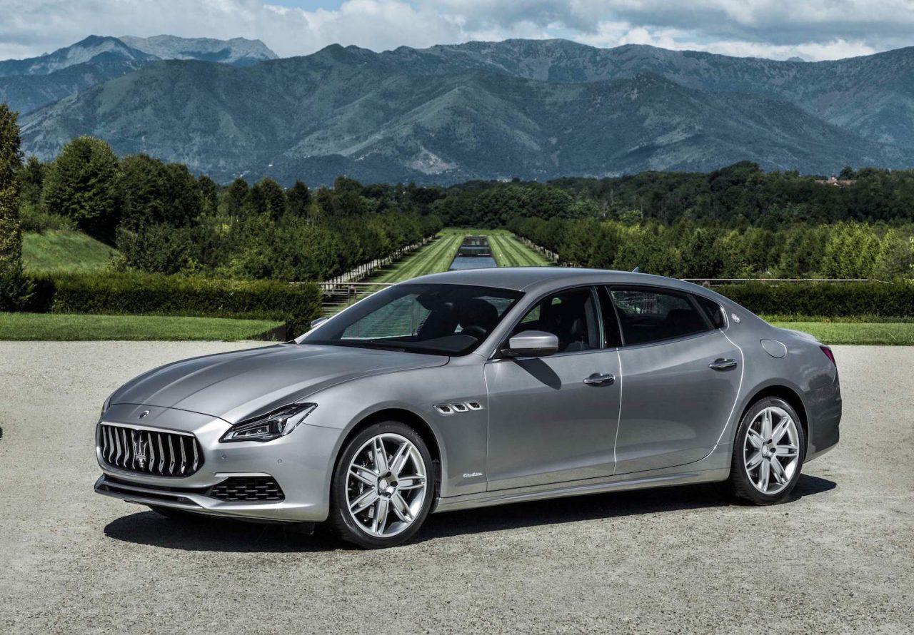 2018 Maserati Quattroporte update now on sale in Australia | PerformanceDrive
