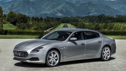 2018 Maserati Quattroporte update now on sale in Australia