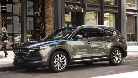 Mazda CX-8 confirmed for Australia, new diesel-only 7-seat SUV