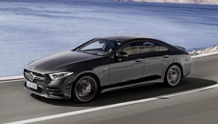 Mercedes-AMG 53 revealed with inline 6cyl; CLS 53 and E 53