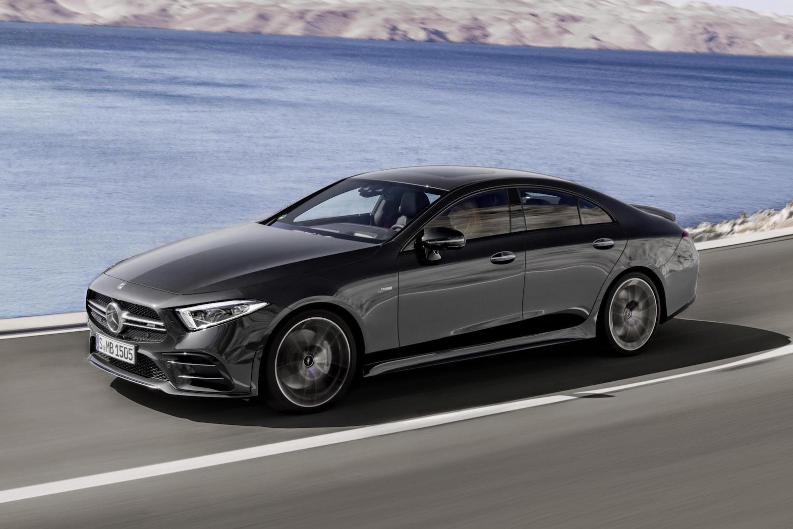 Mercedes Cls Interior 2018 >> Mercedes-AMG 53 revealed with inline 6cyl; CLS 53 and E 53 | PerformanceDrive