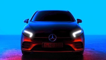 2018 Mercedes-Benz A-Class teased again, debuts February 2