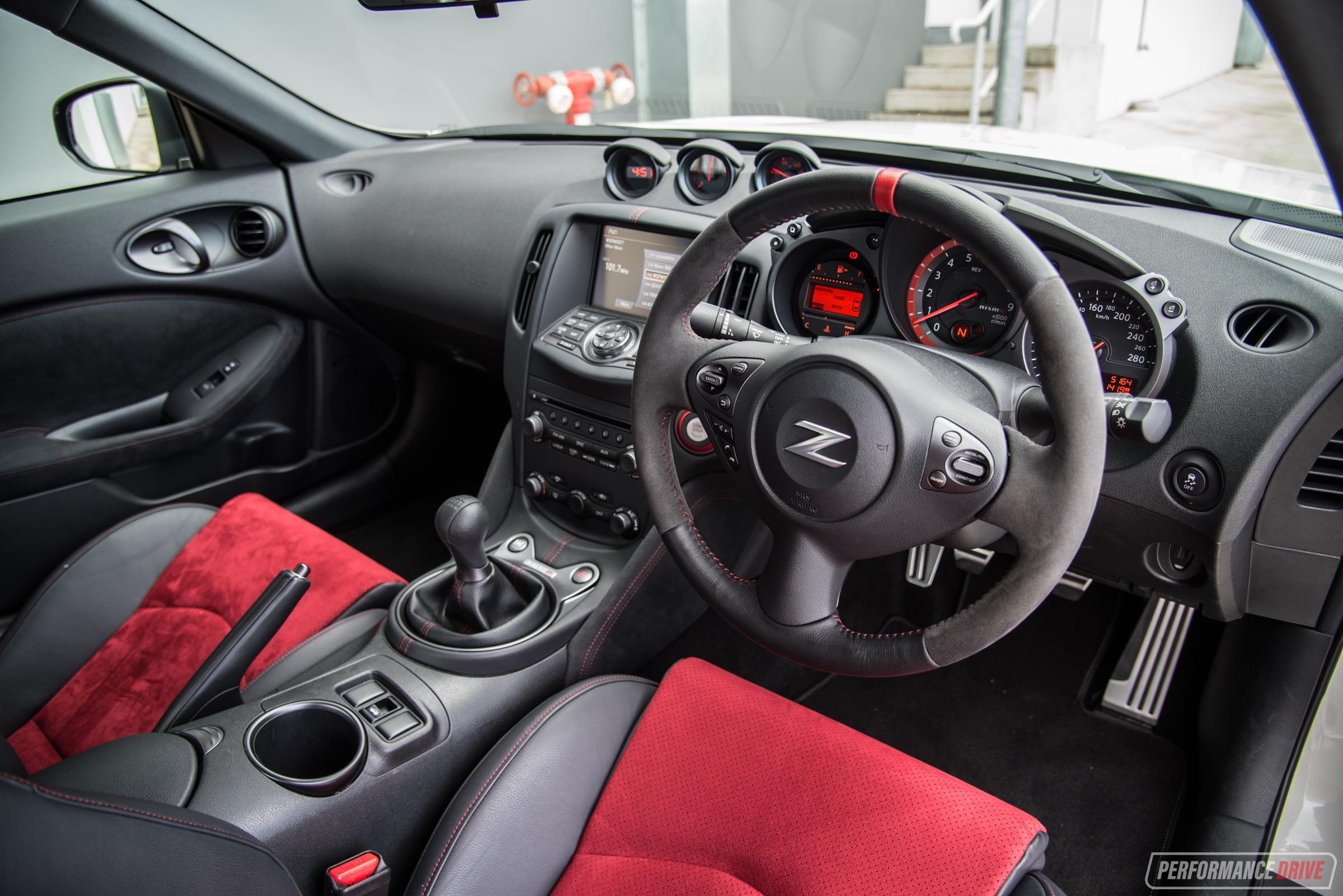Nissan 370z Nismo Interior Nissan 370z Review