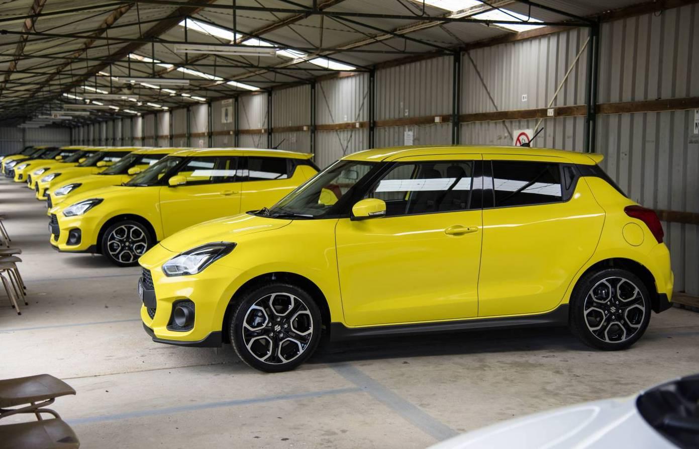 2018 Suzuki Swift Sport now on sale in Australia from ...