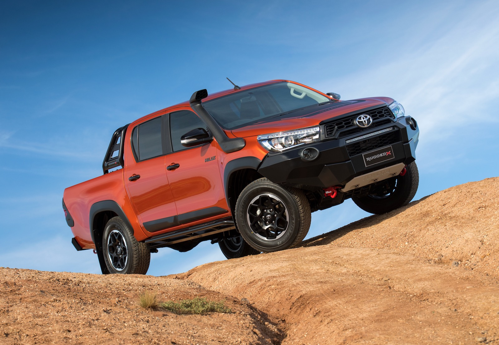 Toyota HiLux Rugged & Rogue variants confirmed for ...