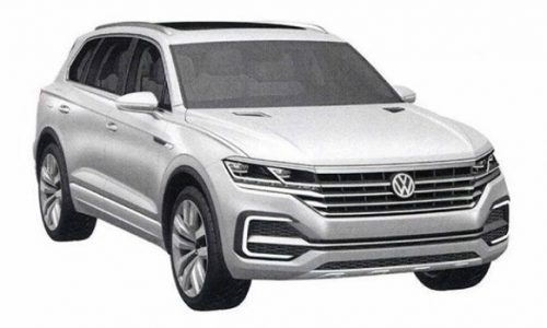 2018 Volkswagen Touareg confirmed for second quarter