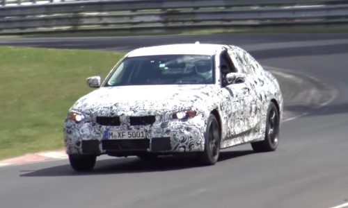 BMW 'M340d' performance diesel in the works – report