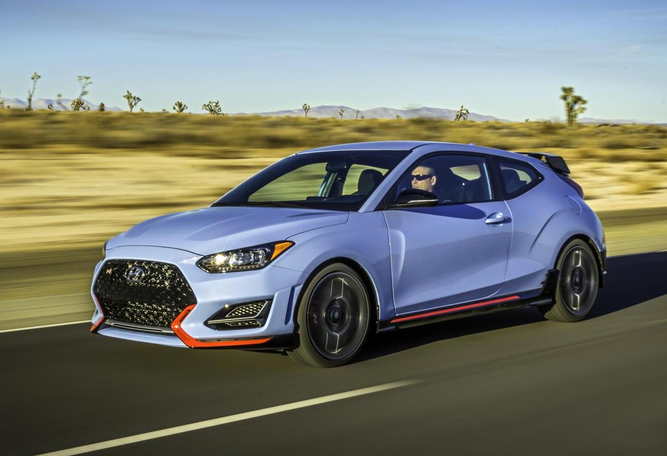 2018 Cars Usa >> 2019 Hyundai Veloster revealed, performance Veloster N added | PerformanceDrive