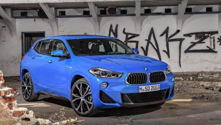 BMW X2 on sale in Australia in March from $55,900