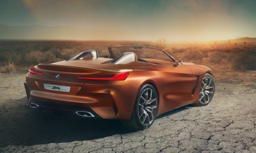 New BMW Z4 M uncertain, M Performance variant more likely