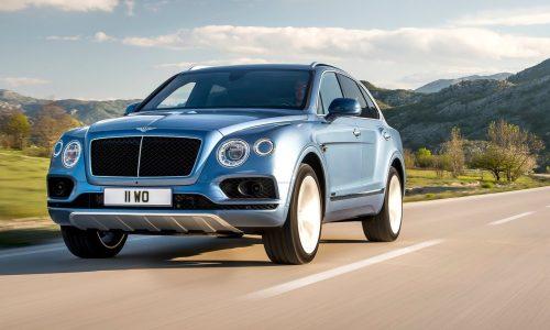 Bentley to unveil plug-in hybrid Bentayga at Geneva show