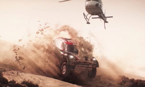 Video: DAKAR 18 trailer looks good, new rally game for PS4