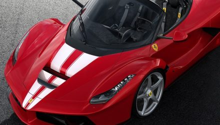 Ferrari planning all-electric supercar to rival Tesla Roadster 2.0