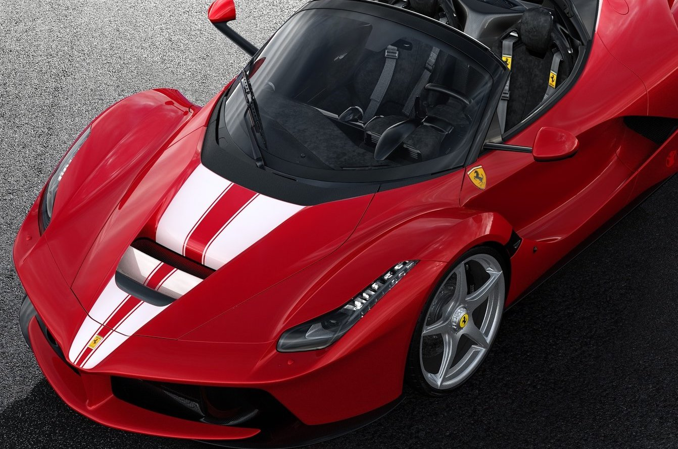 Ferrari planning all-electric supercar to rival Tesla ...