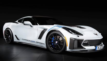 GeigerCars develops insane track-ready Corvette Z06 package