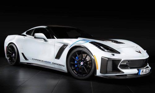 GeigerCars develops insane track-ready Corvette Z06 package