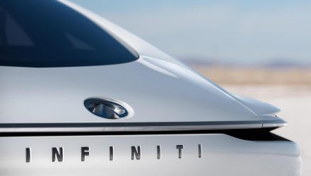 Infiniti to offer electric powertrains for all models by 2021