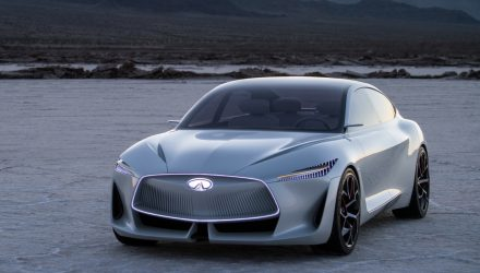Infiniti Q Inspiration concept revealed at Detroit show
