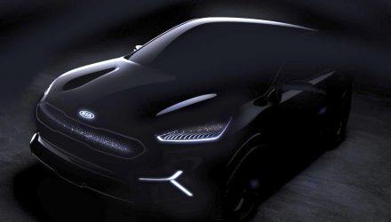 Kia Niro EV concept to debut at 2018 CES
