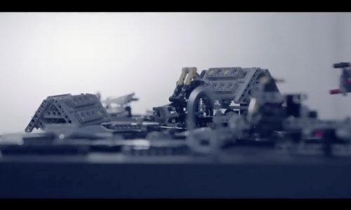 Lego Bugatti Chiron coming soon, complete with plastic W16 (video)