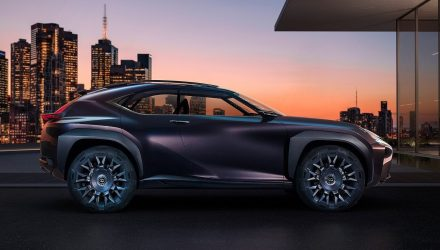 Lexus UX production version to debut at Geneva – report