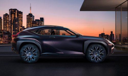 Lexus UX production version to debut at Geneva –report
