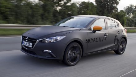 Mazda Skyactiv-X to form basis for new hybrid tech – report