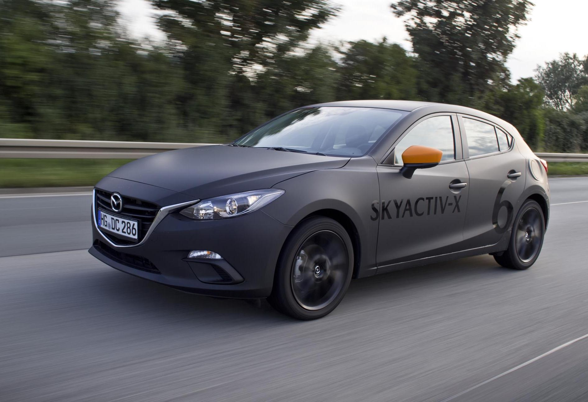 Mazda Skyactiv-X to form basis for new hybrid tech ...