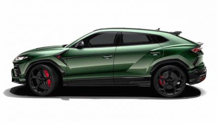 TopCar plans Lamborghini Urus upgrades already