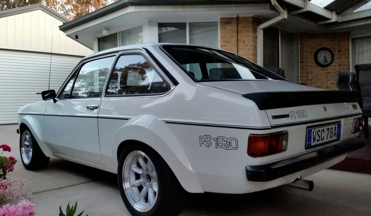 For Sale: 1980 Ford Escort Mk2 with 2L Zetec twin-cam conversion | PerformanceDrive