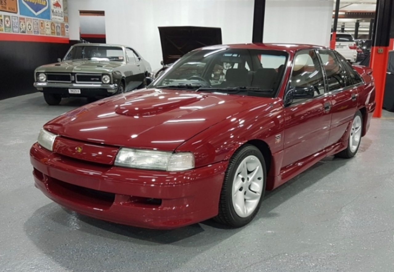 Nissan Vs Toyota >> For Sale: Immaculate 1990 HSV VN Group A SS, hardly driven ...