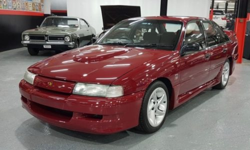 For Sale: Immaculate 1990 HSV VN Group A SS, hardly driven