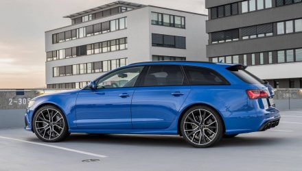 500kW-plus Audi RS 6 Avant Nogaro special edition announced