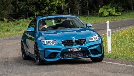 2018 BMW M2 LCI review (video)