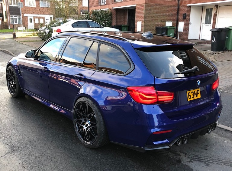 2018 BMW M3 Touring wagon 'F81' conversion will blow your ...