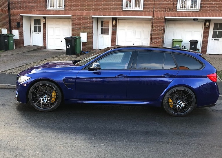 2018 Bmw M3 Touring Wagon F81 Conversion Will Blow Your Mind