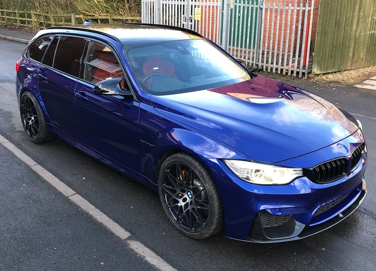 Bmw 328i M3 >> 2018 BMW M3 Touring wagon 'F81' conversion will blow your mind | PerformanceDrive