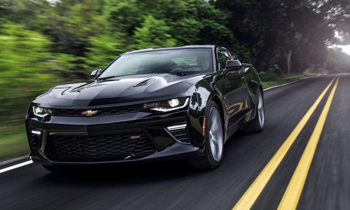 Further specs & key features confirmed for HSV Chevrolet Camaro