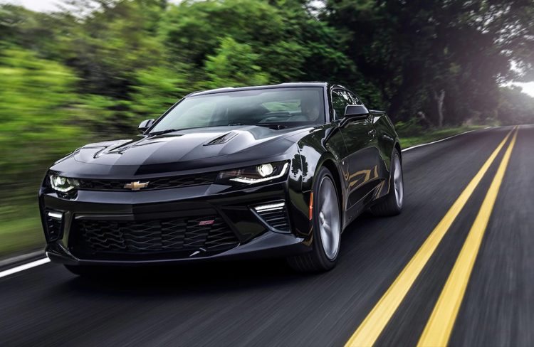 Further Specs Amp Key Features Confirmed For Hsv Chevrolet Camaro Performancedrive