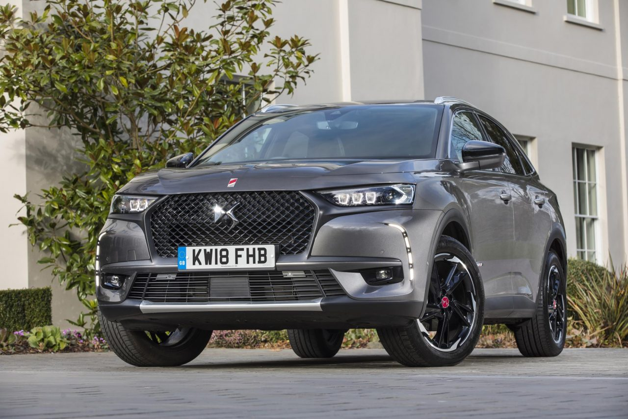 All New Ds 7 Crossback Launches In Europe Hybrid Coming