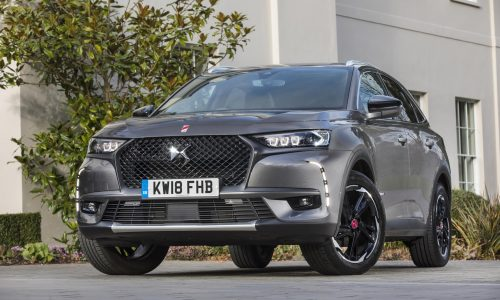 All-new DS 7 Crossback launches in Europe, hybrid coming in 2019