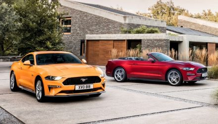 2018 Ford Mustang on sale in Australia mid-year, from $49,990