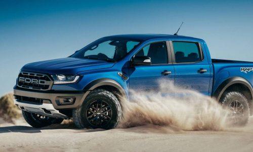 2018 Ford Ranger Raptor unveiled, gets 2.0TT with 10-spd