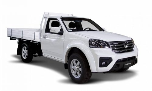 2018 Great Wall Steed Single Cab launches from $18,990