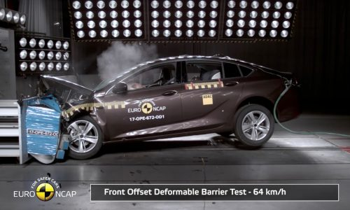 2018 Holden Commodore scores 5-star ANCAP safety rating
