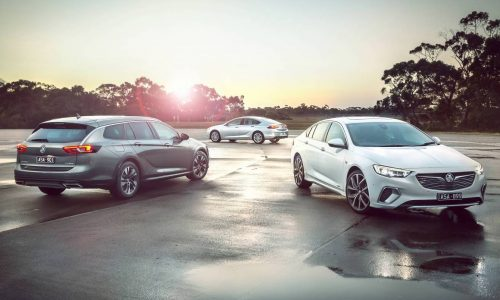 2018 Holden Commodore now on sale in Australia