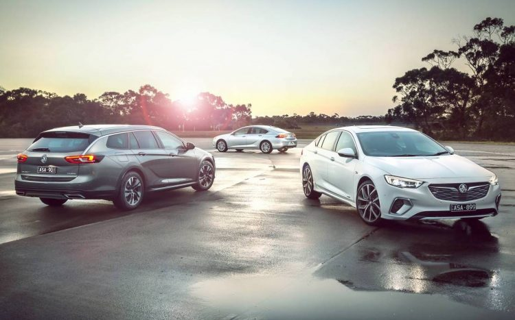 2018 Holden Commodore Now On Sale In Australia Performancedrive