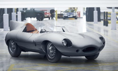 1950s Jaguar D-Type back in production, only 25 to be made