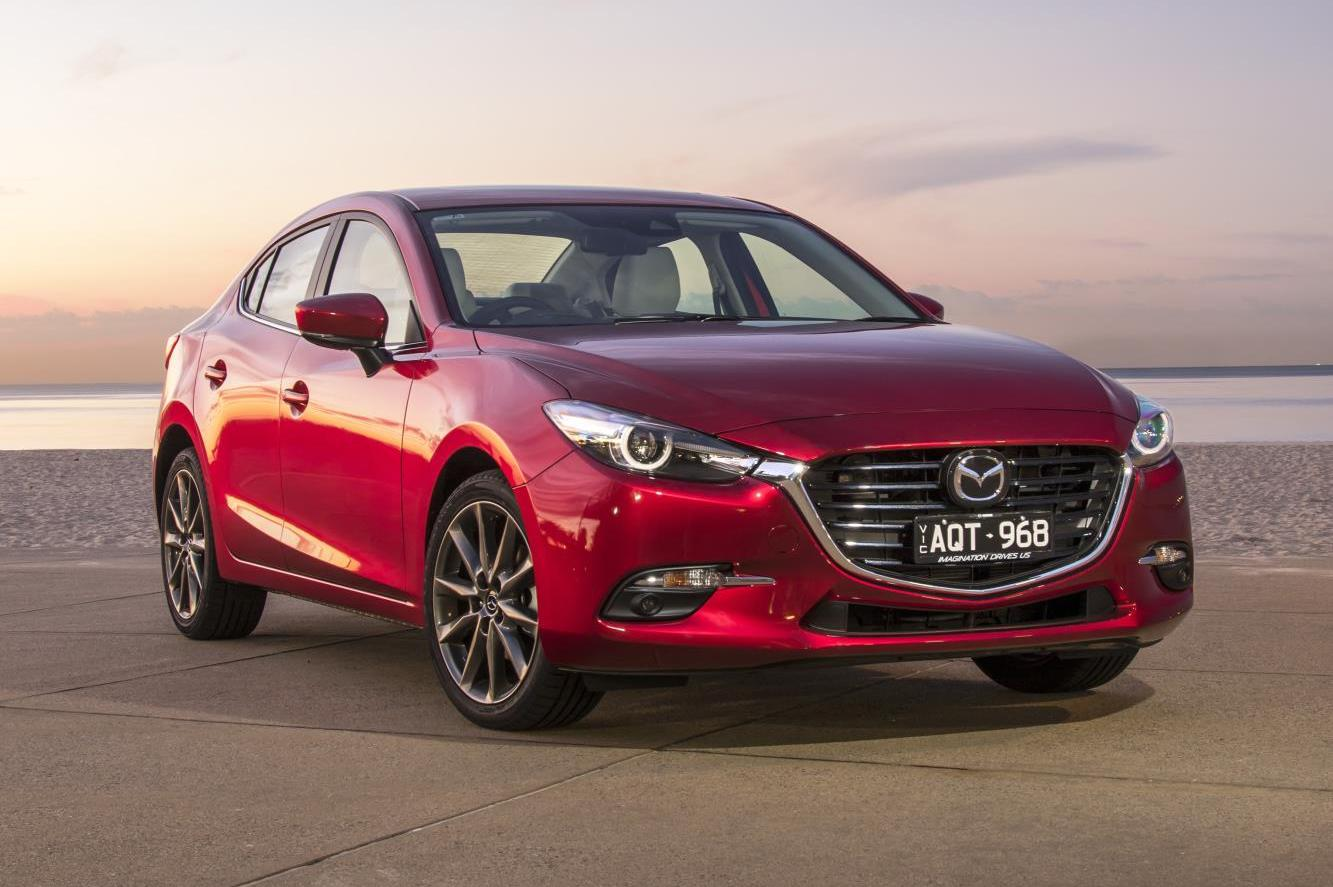 2018 mazda3 updates announced for australia performancedrive. Black Bedroom Furniture Sets. Home Design Ideas