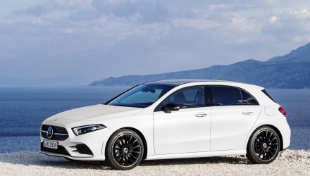 2018 Mercedes-Benz A-Class revealed with all-new design